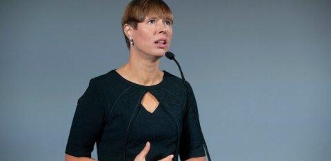 Kersti Kaljulaid tuletragöödiast: selliseid uudiseid lugedes algab päev pisaratega