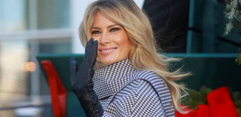 See on Melania Trumpi sõnul ühe õnneliku abielu saladus
