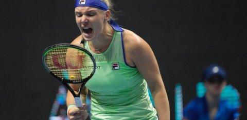 TÄISPIKKUSES | Kiki Bertens kaitses Peterburi WTA-turniiri tiitlit