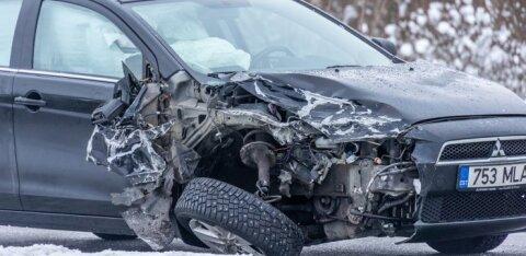 ФОТО и ВИДЕО | В одном и том же месте за короткий интервал произошло две аварии