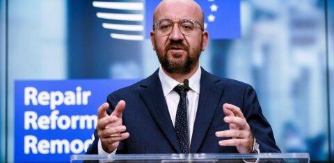 EL-i ülemkogu juht tegi uue kompromissettepaneku majanduse taaskäivitamiskavale