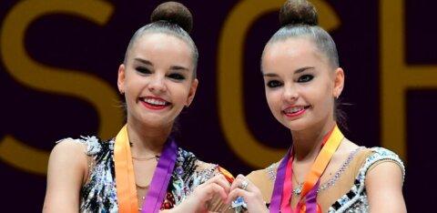 ВИДЕО: Триумф российских гимнасток и рекорд эстонских юниорок