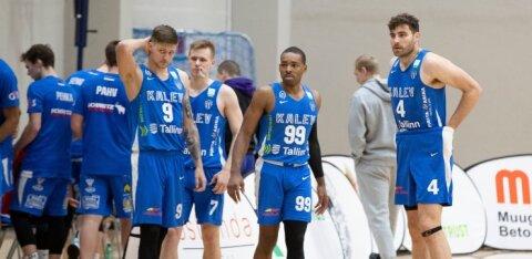 Tallinna Kalevi ja Pärnu Sadama vaheline mäng lükkub edasi