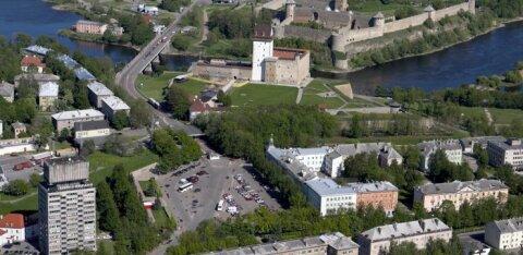 В Нарве начинается акция в поддержку кандидатуры на титул культурной столицы Европы