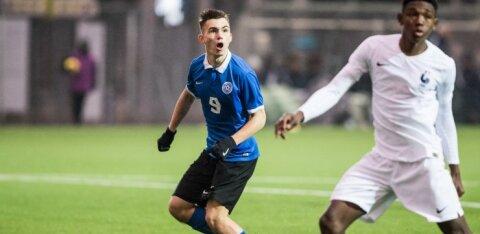 Почему молодой эстонский талант расстался с клубом Бундеслиги?