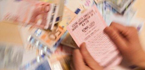 Молодой учитель из Таллинна выиграл в лотерею более 400 000 евро