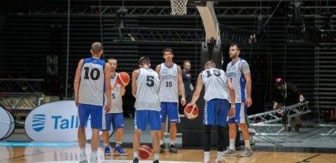 DELFI SKOPJES | Raske valik: Toijala jättis kaks meest Eesti koondise homsest mängust kõrvale