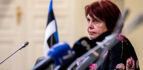Лутсар: правительству представят новый список послаблений в ограничениях