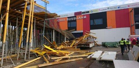 Эксперт: несчастные случаи на эстонских стройках происходят по трем причинам