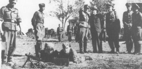 Püüe korrata Vabadussõja imet: pitkapoiste kolm päeva vastupanu 1944. aastal