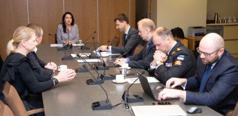 Riigikogus arutati Kagu-Eesti tormi järelkaja