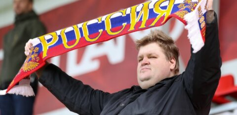 РПЦ раскритиковала мужчин, у которых главная радость — смотреть футбол