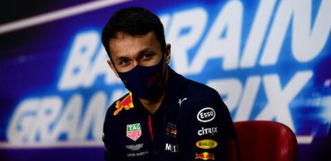Max Verstappeni tiimikaaslasel on kaks etappi aega enda karjäär päästa