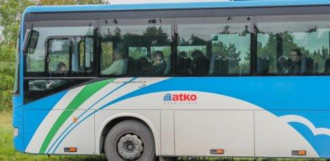 В отношении автобусной фирмы Atko из-за серьезных нарушений заведено административное производство