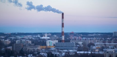 Выбросы CO<sub>2</sub> в энергетике и промышленности сократились за год почти на 40%