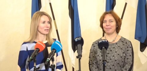 ФОТО И ВИДЕО | Коалиционные переговоры: изменения политики в области гражданства не будет