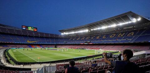 Tulevikutähega lepingu sõlminud Barcelona pani brasiillasele külge pöörase hinnalipiku