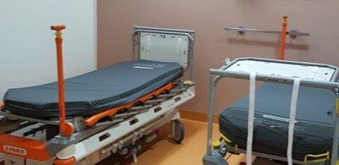 Отделение экстренной медицины Нарвской больницы начнет прием пациентов