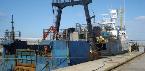 Venemaa esitas paari nädala eest kinni peetud Eesti kalalaeva kaptenile süüdistuse
