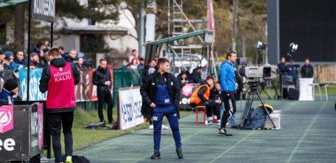 Kalju peatreener ja kaitsja peavad enne kohtumist Celticuga Pariisist läbi põikama