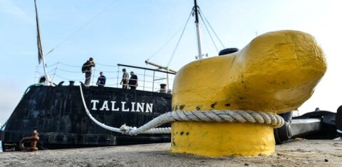 Meremehed on riigiasutuste suureks transpordiametiks liitmisele vastu