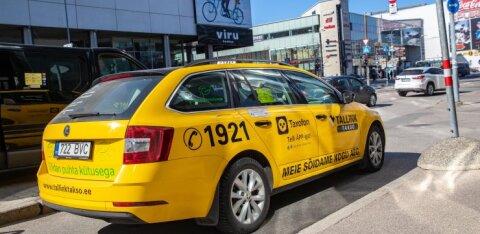 """Esimene traditsiooniline taksofirma hakkas kullerteenust pakkuma. """"Saame ka isoleeritud Saaremaale pakke toimetada."""""""