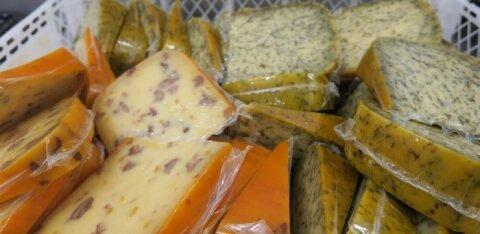 Eesti talumeiereide peadpööritav tõus: viie aastaga on juustuvalik kasvanud 200 sordini