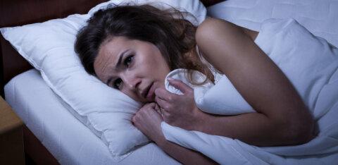 Unenägude seletaja: just need on viis kõige levinumat hirmu-unenägu