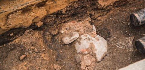 Ida-Virumaal toimuvad koos teetöödega väljakaevamised