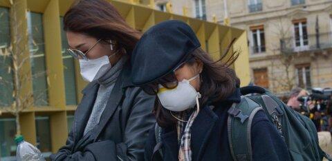Во Франции вылечили всех заразившихся коронавирусом пациентов