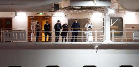 Трое из числа эвакуированных с Diamond Princess россиян заражены коронавирусом
