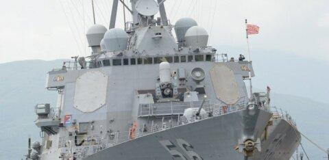 Российский корабль пригрозил американскому тараном. Кто прав?
