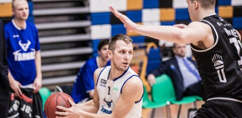 Экс-игрок сборной Эстонии вступил в Центристскую партию