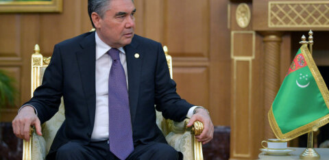"""Власти Туркменистана запретили слово """"коронавирус"""""""