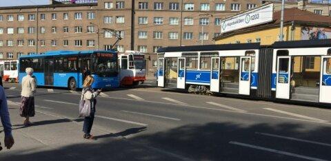 В Яанов день в Таллинне действует воскресное расписание движения