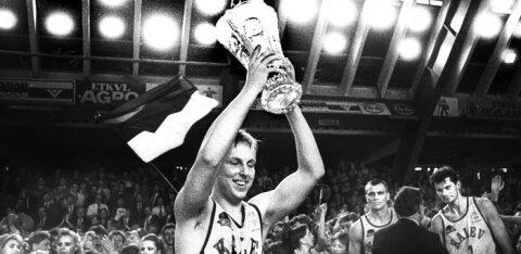Suurim asi Eesti spordis | Kalevi Nõukogude liidu meistritiitel pääses tänu rahvahääletusele veerandfinaali, Palusalu kukutas Taltsi