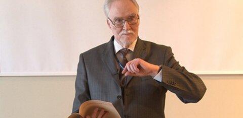 Peep Leppik: Eestile oleks sada tuhat harimatut saatuslik