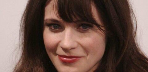 FOTO | See postitus Zooey Deschanelist uue mehe süles ärgitas näitlejatari abikaasat kohtusse pöörduma