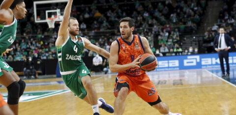 TIPPHETKED JA BLOGI | Žalgiris võttis võimsa lõpuspurdi abil Prantsusmaal võidu, CSKA, Real ja Fenerbahce samuti võidukad