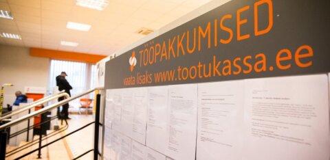 Опрос: треть жителей Эстонии недовольны своей трудовой жизнью