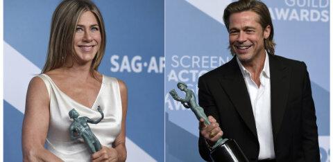 Jennifer Aniston räägib abielust Brad Pittiga: te ei näe seda, mis toimub inimeste kodudes ja eraelus