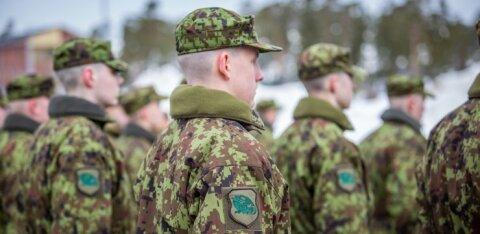 Срочнослужащих в обязательном порядке будут обучать эстонскому языку