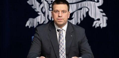 ВИДЕО: Юри Ратас обратился к местным на русском: предстоящие выходные и недели определят, остановим ли мы вирус или нет