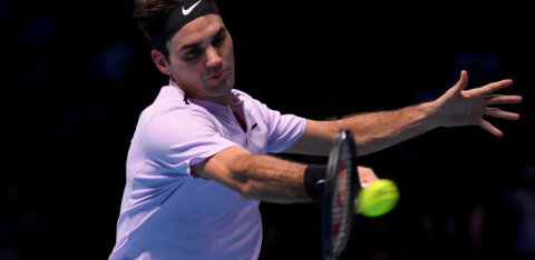 Роджер Федерер сыграет на Australian Open в 39 лет