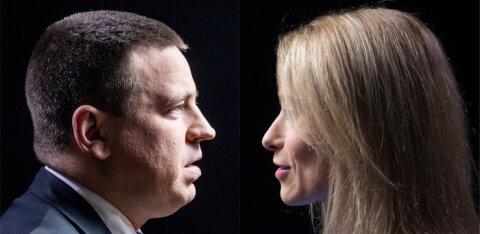 INTERAKTIIVNE GRAAFIK | Suur duell: millistel Tallinna tänavatel troonis valimistel Reformierakond, millistel Keskerakond?