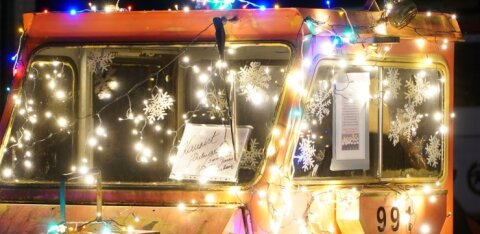 Maagilised FOTOD | Järva-Jaanis avati teistmoodi jõulumaa