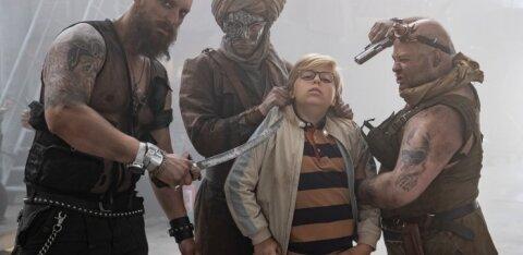 FOTOD | Välk ja pauk! Tallinnas algasid Eesti kalleima filmi võtted, milles on peaosa Märt Avandi pojal