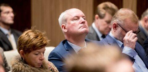 Mart Luik: hirm opositsioonis istumise ees on võtnud Reformierakonna ja SDE poliitikutelt igasugused pidurid