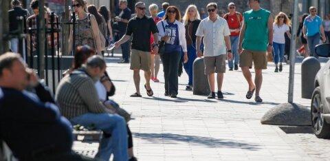 Туристический налог в Таллинне могут ввести в 2021 году