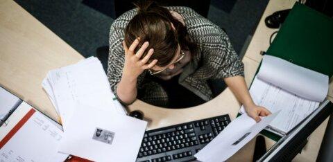 Врач предупреждает: стресс дома и на работе убивает больше жителей Эстонии, чем рак!